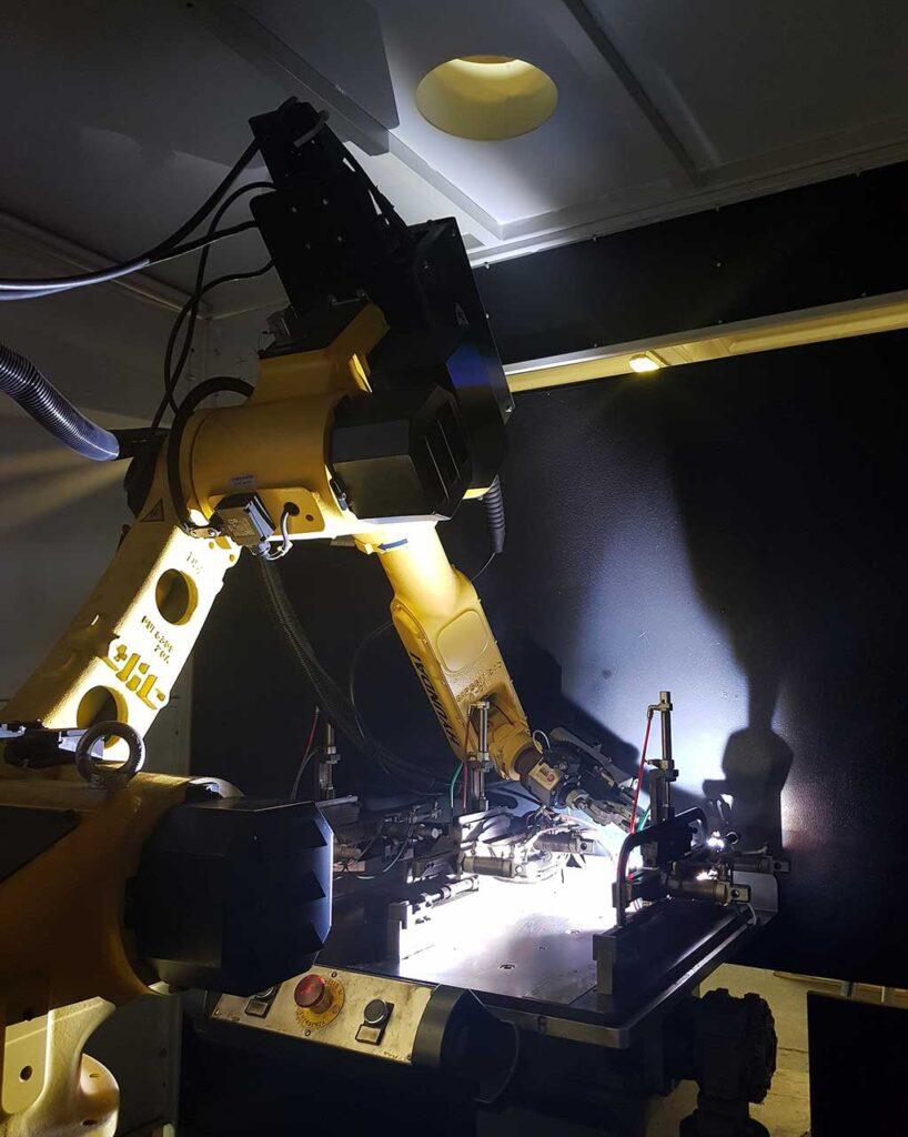 Omat - Robot saldatura